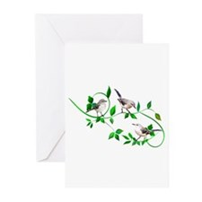 Mockingbirds Greeting Cards (Pk of 20)