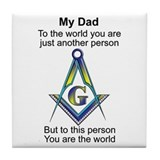 Masonic Drink Coasters