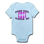 Good Girl Gone Bi Infant Bodysuit
