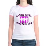 Good Girl Gone Bi Jr. Ringer T-Shirt
