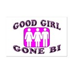 Good Girl Gone Bi Mini Poster Print