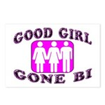Good Girl Gone Bi Postcards (Package of 8)