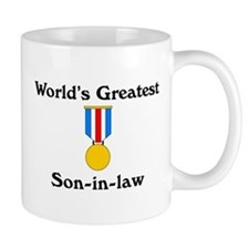 WG Son-in-law Coffee Mug