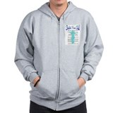 Stretch Your Skill Zip Hoodie