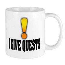 I Give Quests Mug