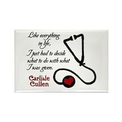 Carlisle Cullen Magnet