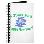 New Year's Toast Journal