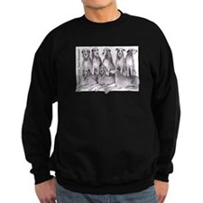 Cute Scottish deerhound Sweatshirt