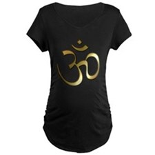 Golden Aum T-Shirt