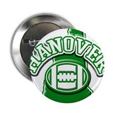 "Hanover Football 2.25"" Button (100 pack)"
