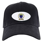 LAMOTHE Family Crest Black Cap