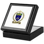 LAMOTHE Family Crest Keepsake Box