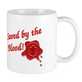Small Small Mug/Saved by the blood