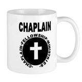 Chaplain Fellowship Ministries Coffee Small Mug