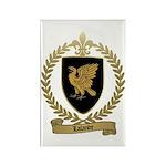 LALANDE Family Crest Rectangle Magnet (10 pack)