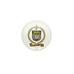 LAJEUNESSE Family Crest Mini Button (100 pack)