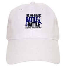 My Battle Too 1 BLUE (Son-In-Law) Baseball Cap