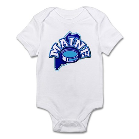 Maine Hockey Infant Bodysuit