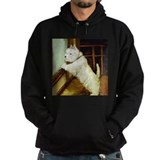 Waiting Westie Hoody