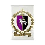 LAGRANGE Family Crest Rectangle Magnet (100 pack)
