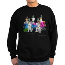 Fox Terrier Party Animals Sweatshirt