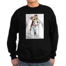 Homeless Fox Terrier Sweatshirt