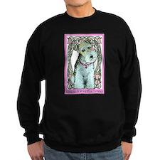 Love is a Wire Fox Terrier Sweatshirt