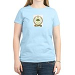 LAFOREST Family Crest Women's Pink T-Shirt