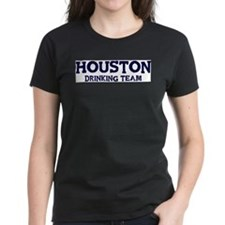 Houston drinking team Tee