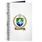 LABORGNE Family Crest Journal