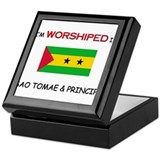 I'm Worshiped In SAO TOMAE & PRINCIPE Keepsake Box