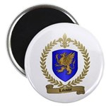 LABAUVE Family Crest Magnet
