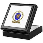LABAUVE Family Crest Keepsake Box