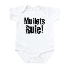 Mullets Rule! Infant Bodysuit