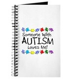 Someone With Autism Loves Me Journal