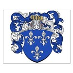 Groen Family Crest Small Poster