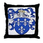 Groen Family Crest Throw Pillow