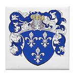 Groen Family Crest Tile Coaster