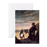 Don quixote Greeting Cards (20 Pack)