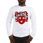 Haeck Family Crest Long Sleeve T-Shirt