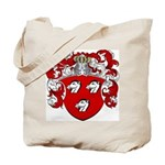 Haeck Family Crest Tote Bag