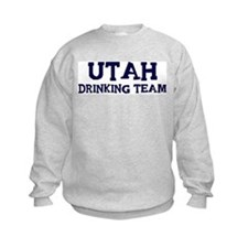 Utah drinking team Sweatshirt