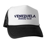 Venezuela drinking team Trucker Hat