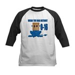 Wear The Bag Detroit Kids Baseball Jersey