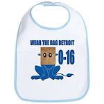 Wear The Bag Detroit Bib
