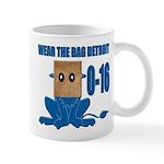 Wear The Bag Detroit Mug