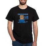 Wear The Bag Detroit Dark T-Shirt