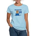 Wear The Bag Detroit Women's Light T-Shirt