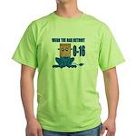 Wear The Bag Detroit Green T-Shirt