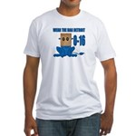 Wear The Bag Detroit Fitted T-Shirt